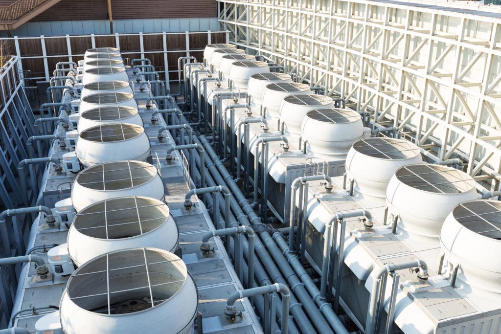 tratamiento del agua para torre de enfriamiento
