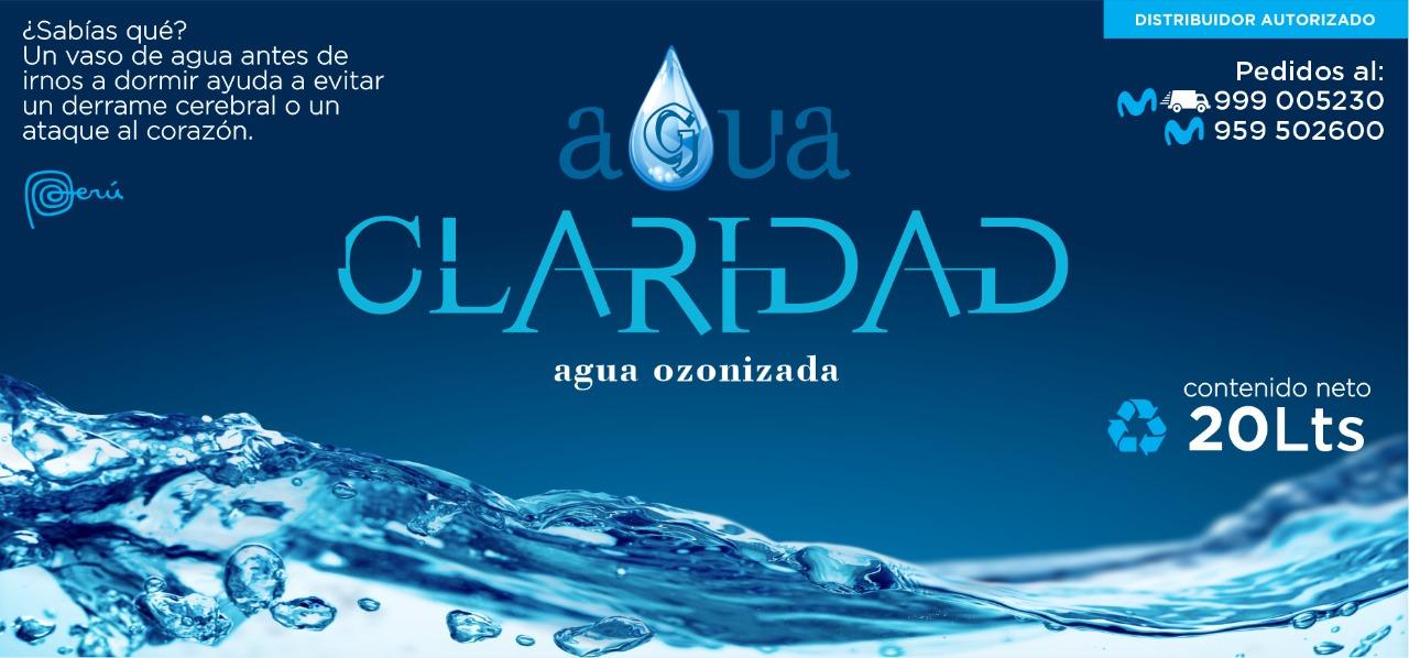 Agua Claridad